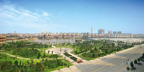 江苏省盐城市滨海县沿海工业园距离县里的车站有多远